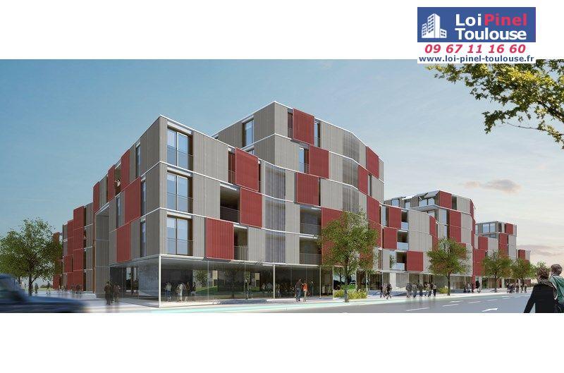 Appartements neufs blagnac t2 t3 t4 et villas loi for Appartement neuf bordeaux loi pinel