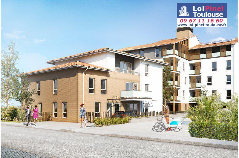 Appartements neufs toulouse minimes t1 t2 t3 t4 t5 for Appartement neuf bordeaux loi pinel
