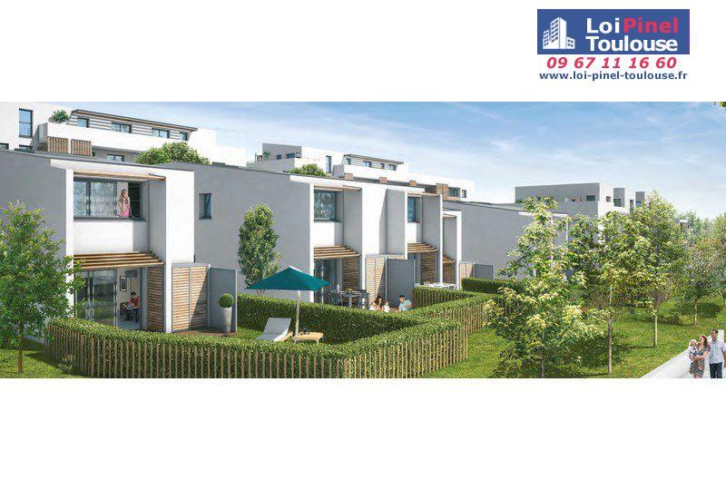 Appartements neufs colomiers t2 t3 t4 et villas for Appartement neuf bordeaux loi pinel