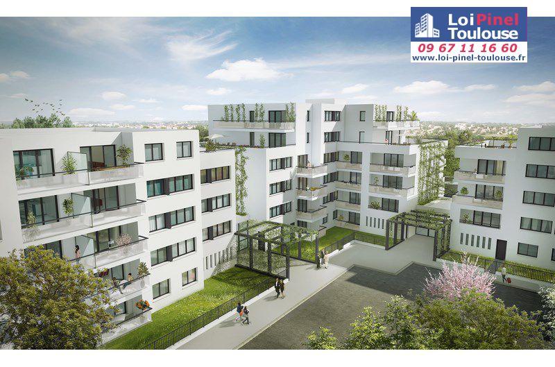 Appartements neufs colomiers t2 t3 t4 loi pinel for Appartement neuf bordeaux loi pinel