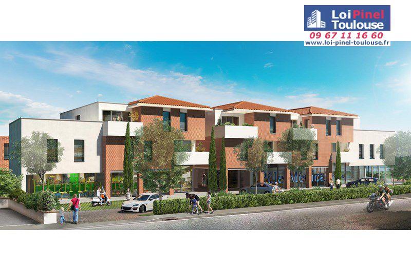 appartements neufs saint orens t1 t2 t3 t4 loi pinel toulouse. Black Bedroom Furniture Sets. Home Design Ideas