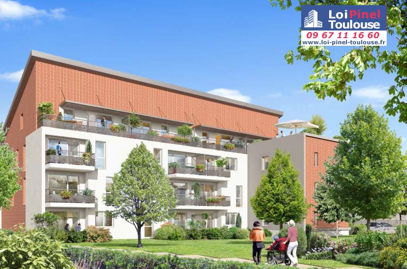 Appartements neufs saint jean t1 t2 t3 loi pinel for Appartement neuf bordeaux loi pinel