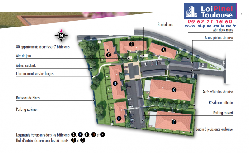 Appartements neufs à Seysses