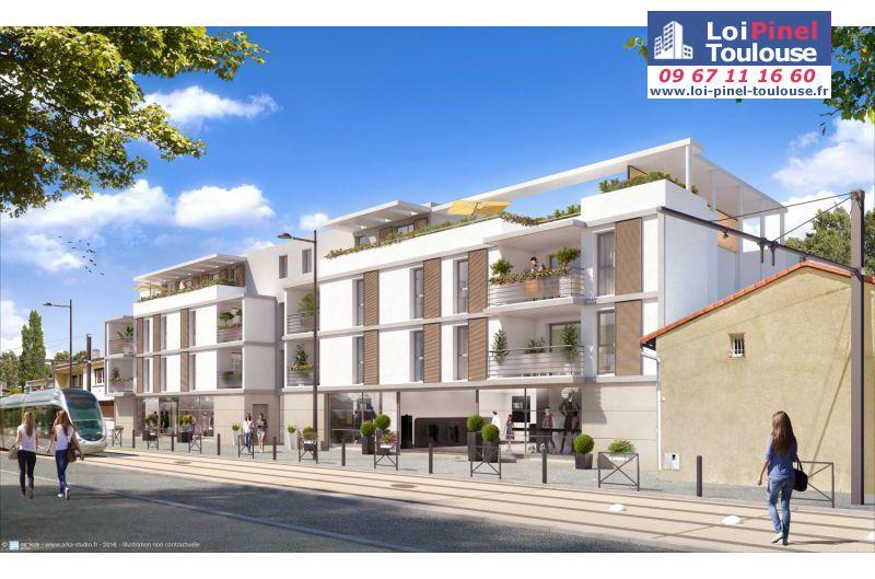 Appartements neufs blagnac t1 t2 t3 t4 loi pinel for Appartement neuf bordeaux loi pinel