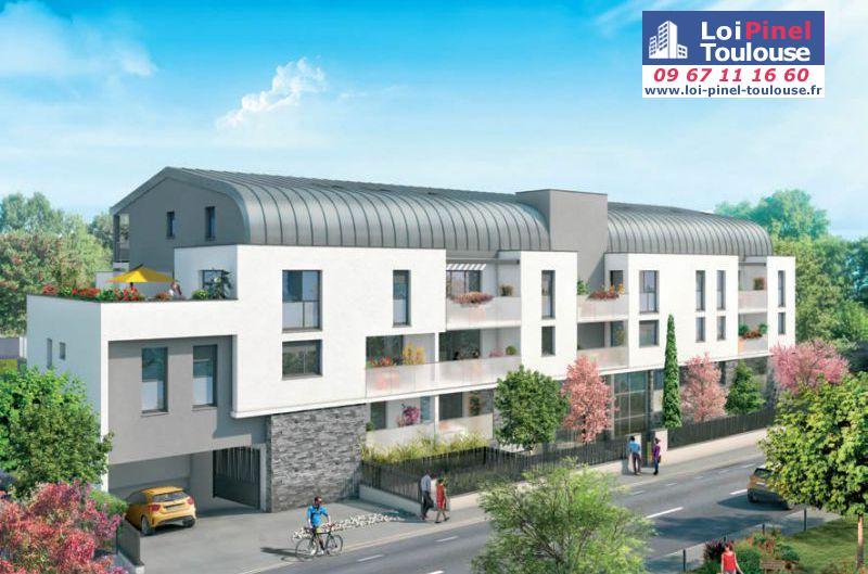 Appartements neufs toulouse rangueil t2 t3 loi pinel for Appartement neuf bordeaux loi pinel