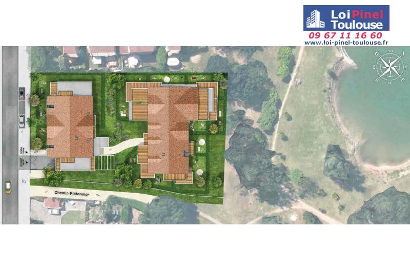 Appartements neufs saint jean t1 t2 t3 t4 loi for Appartement neuf bordeaux loi pinel