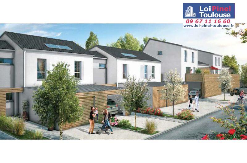 Appartements neufs villeneuve tolosane t2 t3 et for Appartement neuf bordeaux loi pinel