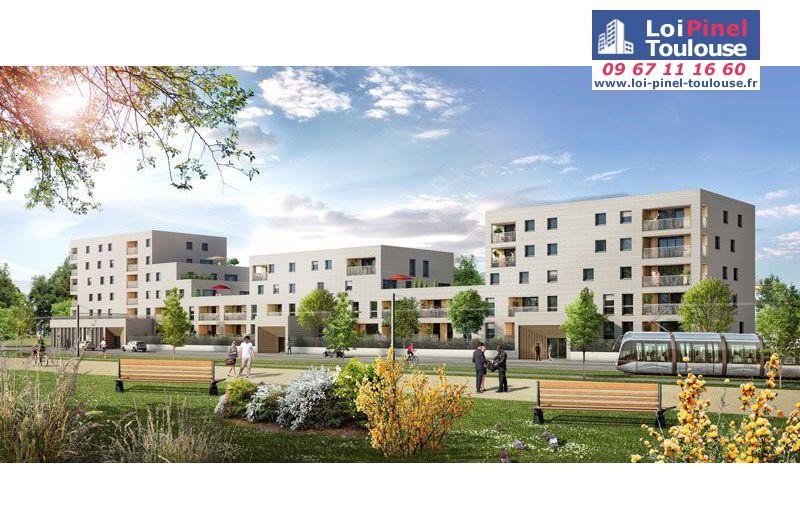 Appartements neufs blagnac andromede t1 t2 t3 t4 for Appartement neuf bordeaux loi pinel