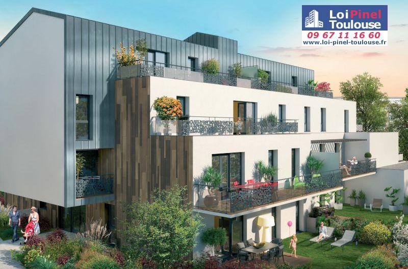 appartements neufs toulouse barri re de paris t1 t2 t3 t4 loi pinel toulouse. Black Bedroom Furniture Sets. Home Design Ideas