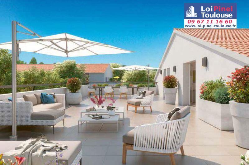 appartements neufs saint orens t2 t3 t4 loi pinel toulouse. Black Bedroom Furniture Sets. Home Design Ideas