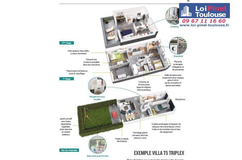 Appartements neufs à Cornebarrieu
