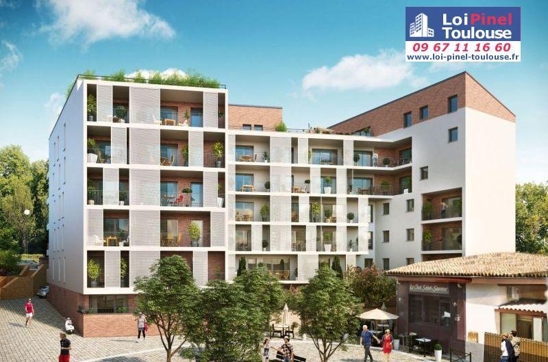 Appartements neufs toulouse place dupuy t1 t2 t3 t4 - Appartement jardin des plantes toulouse ...