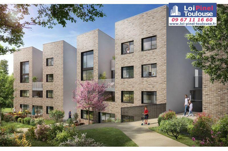 appartements neufs saint orens t2 t3 t4 et villas loi pinel toulouse. Black Bedroom Furniture Sets. Home Design Ideas