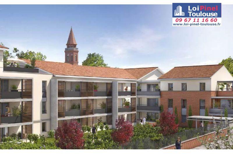 Appartements neufs castanet tolosan t1 t2 t3 t4 t5 for Appartement neuf bordeaux loi pinel
