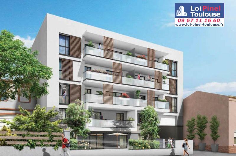 appartements neufs toulouse la terrasse t2 t3 loi pinel toulouse. Black Bedroom Furniture Sets. Home Design Ideas