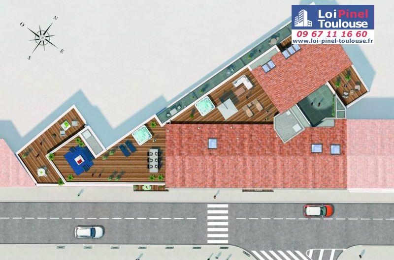 Appartements neufs à Toulouse Jean Jaurés