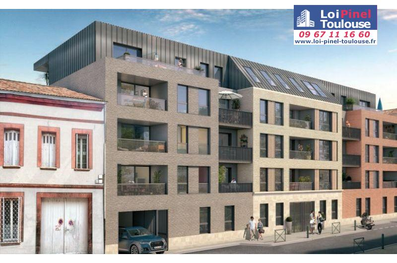 Appartements neufs à Toulouse Saint Cyprien