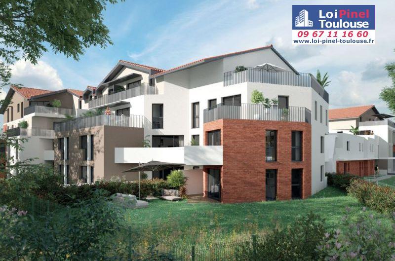 Appartements neufs à Saint Orens