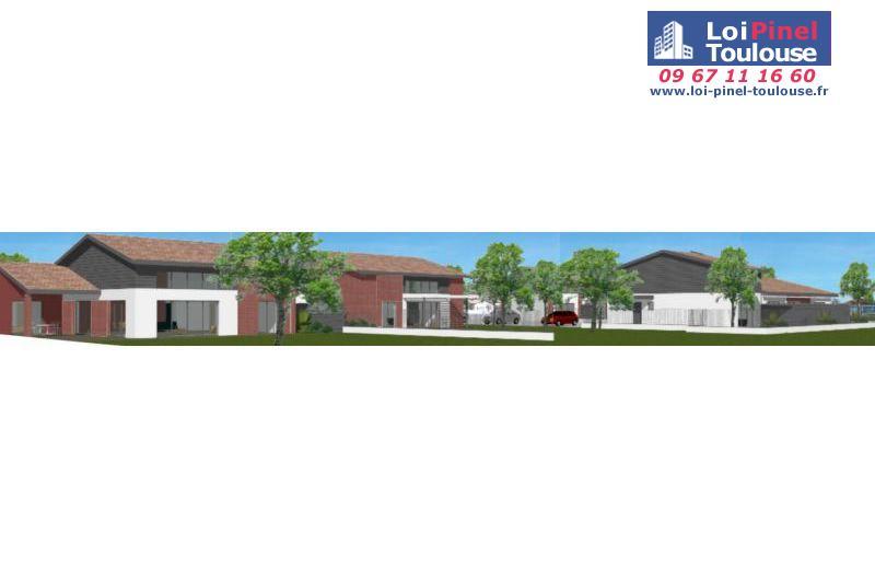 Maisons neuves à Saint-Geniès Bellevue