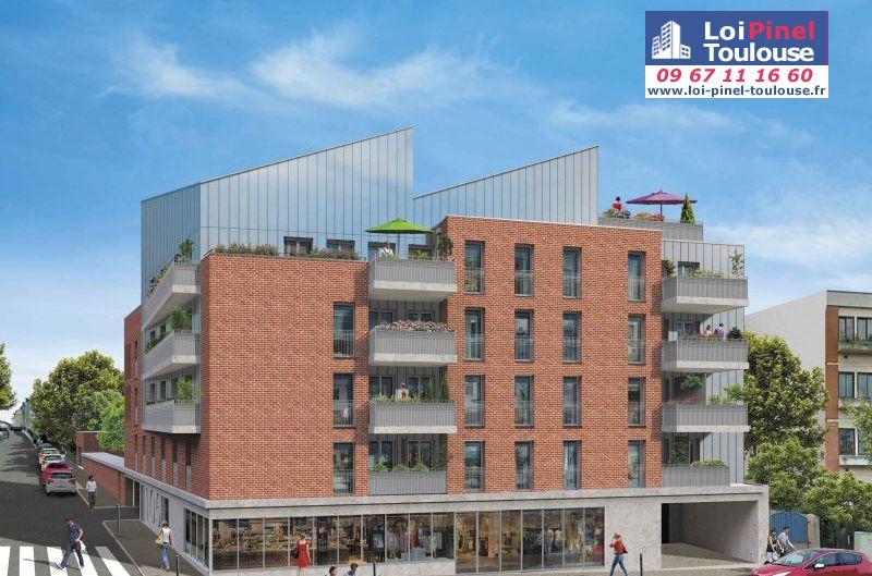 Appartements neufs à Toulouse Guilhemery