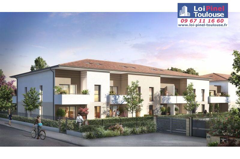 Appartements neufs à Fontbeauzard