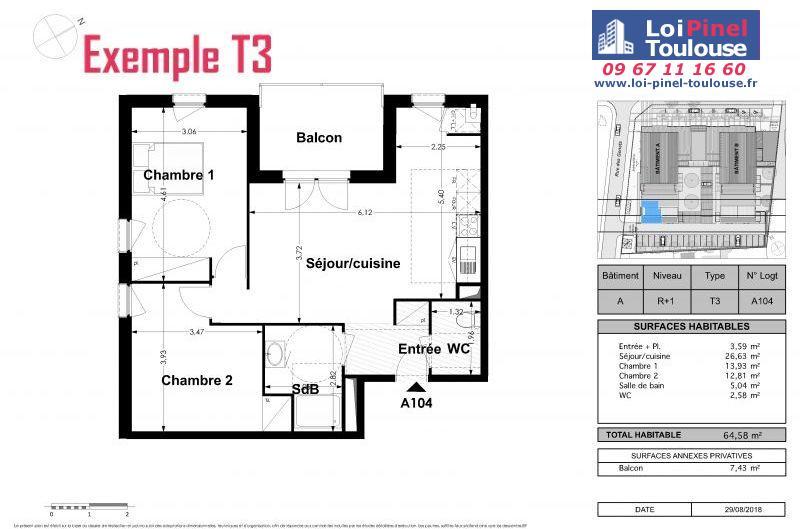 Appartements neufs à Labarthe Sur Leze