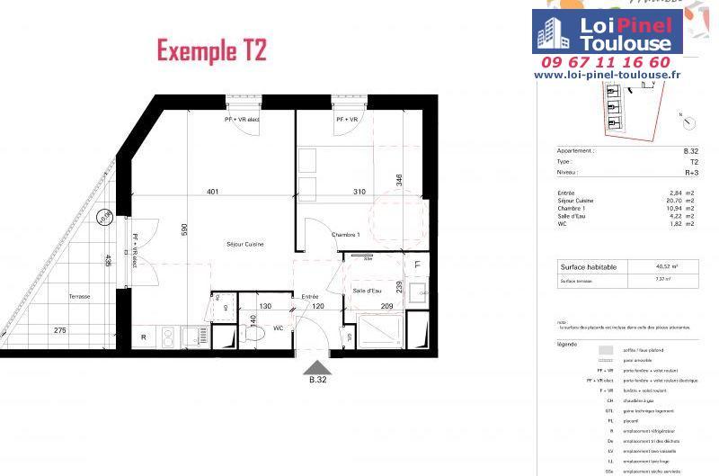 Appartements neufs à Fenouillet