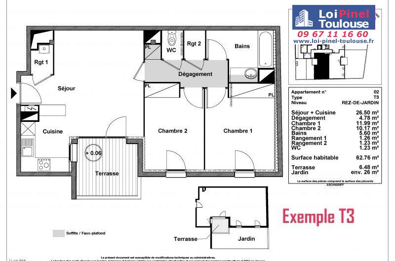 Appartements neufs à Toulouse Rangueil