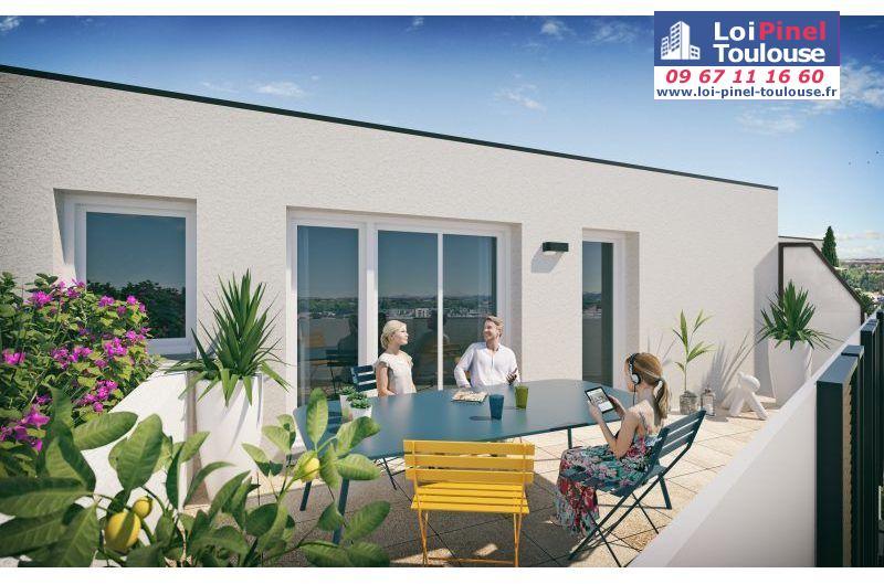 Appartements neufs à Toulouse Barrière De Paris