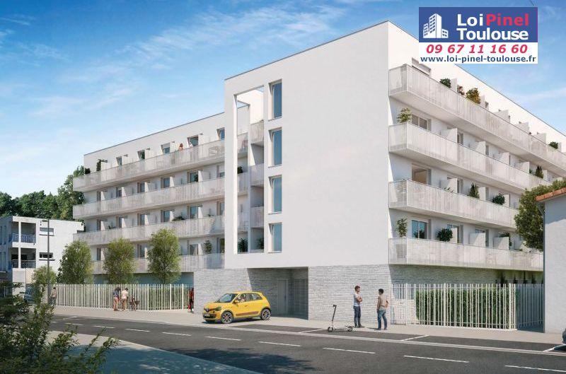 Studio étudiant neuf à Toulouse