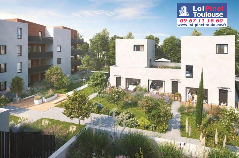 Appartements neufs à Colomiers