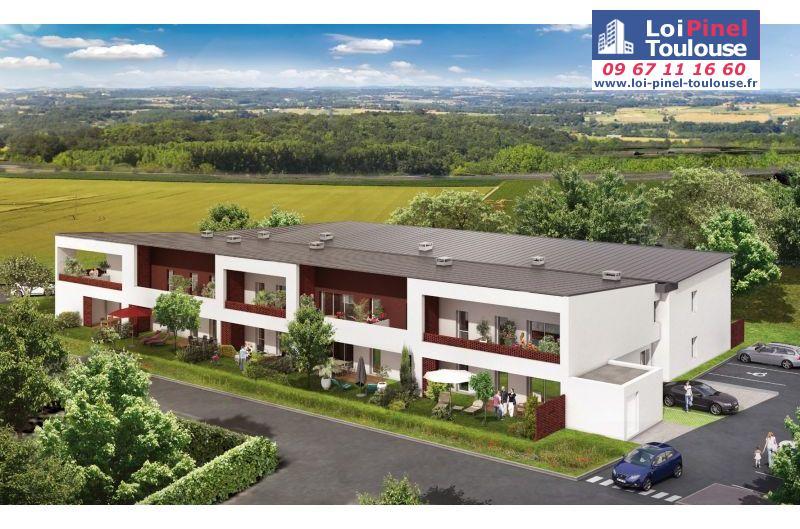 Appartements neufs à Roques Sur Garonne LES TERRASSES DE CÔME
