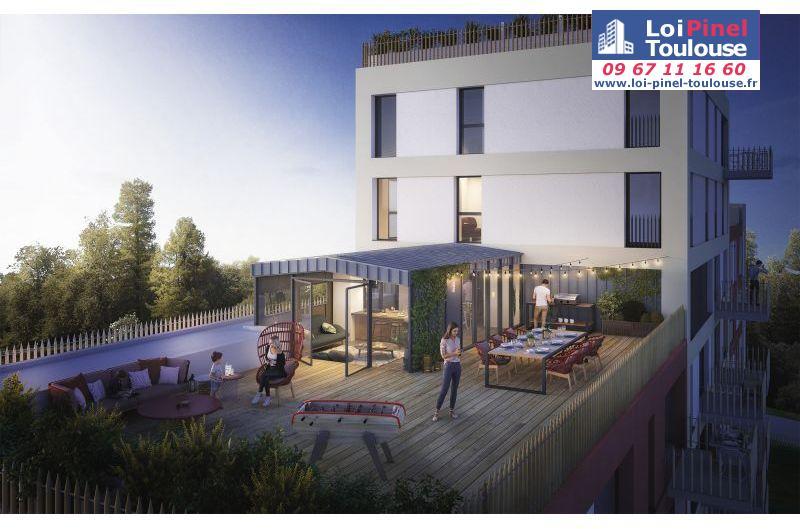Appartements neufs à Toulouse Saint Martin Du Touch