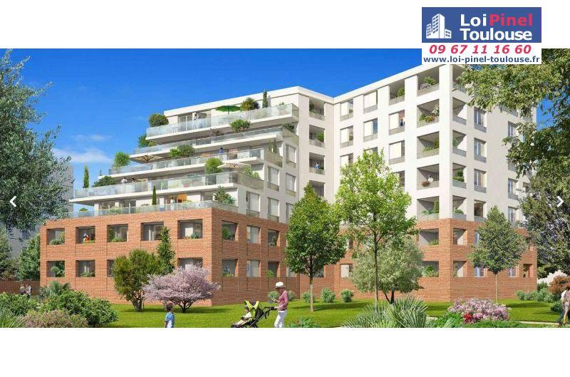 Appartements neufs à Toulouse Croix De Pierre
