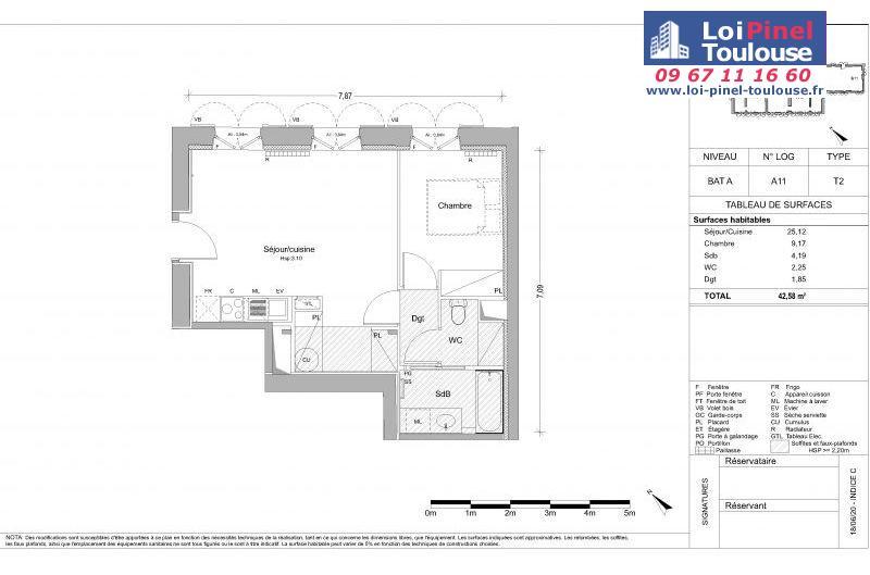 Appartements neufs à Pin-Balma