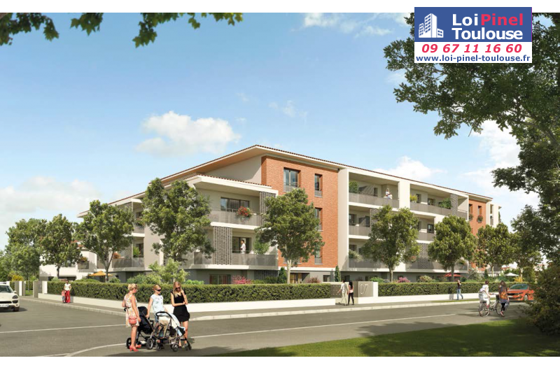 Appartements neufs à Castanet-Tolosan