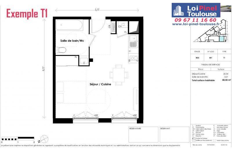Appartements neufs à Toulouse Lafourguette