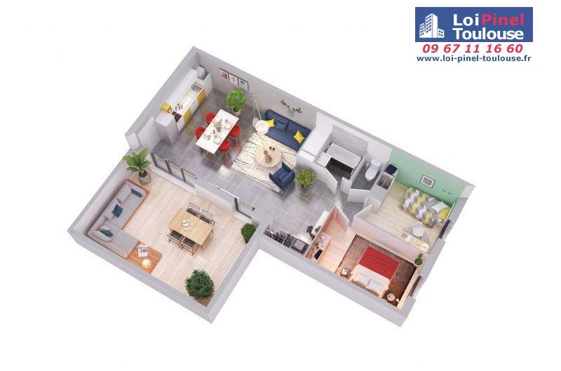 Appartements neufs à Montrabe