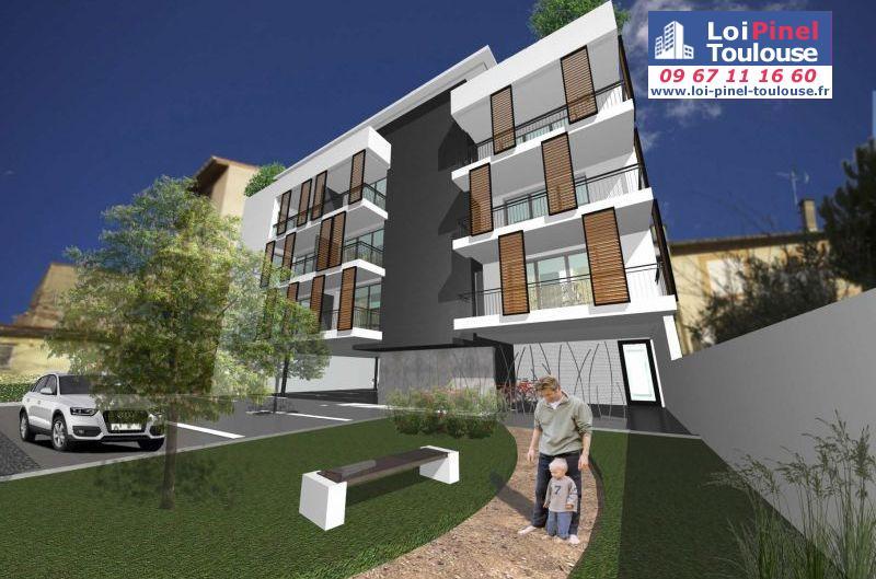 Appartements neufs à Toulouse Pont Des Demoiselles