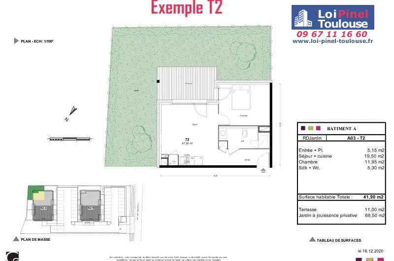 Appartements neufs à Lespinasse