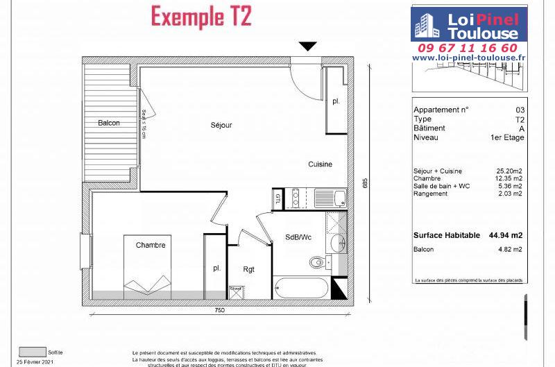 Appartements neufs à Pins-justaret