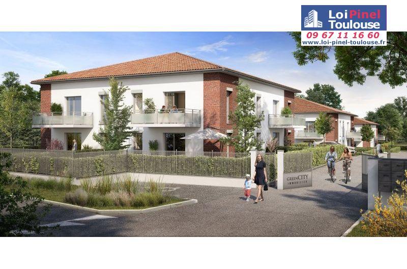Appartements neufs à Pechbonnieu