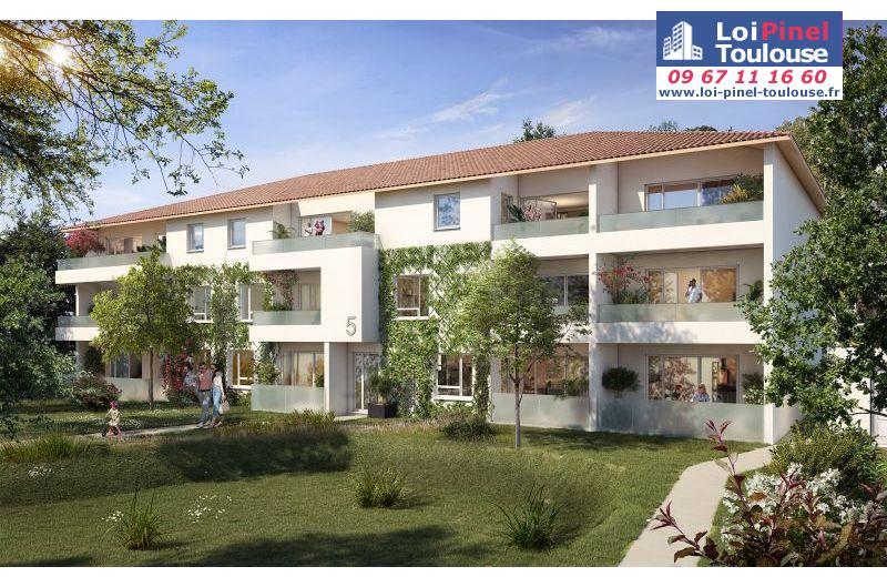 Appartements neufs à Villeuneuve-tolosane