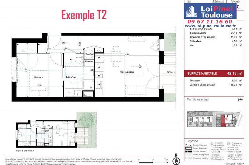 Appartements neufs à Toulouse Borderouge