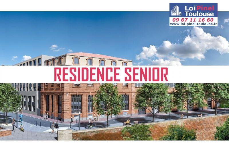 Résidence senior à Toulouse Saint Pierre