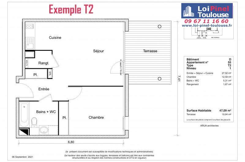 Appartements neufs à Ramonville-saint-agne