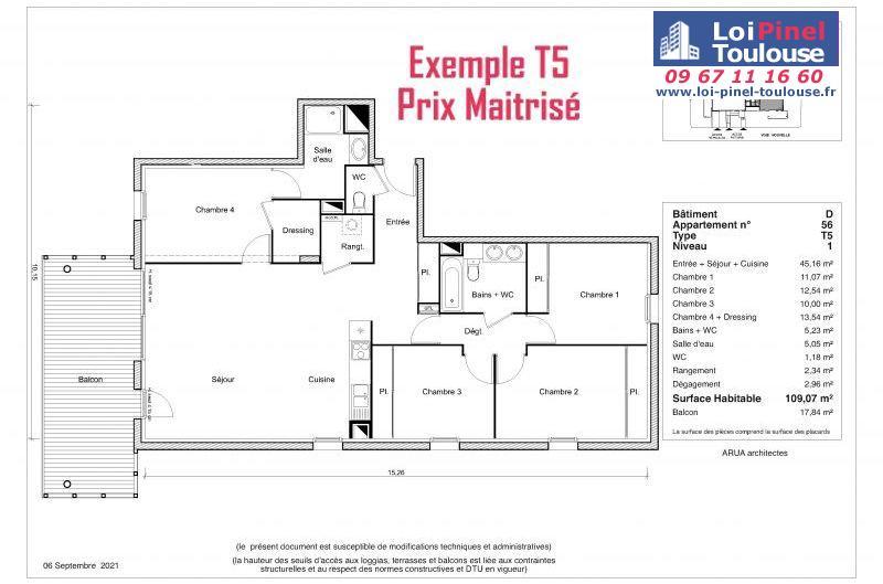 Appartements Prix Maîtrisé à Ramonville-saint-agne