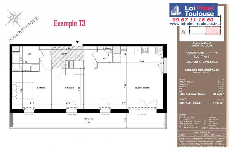 Appartements neufs à Toulouse Malepère